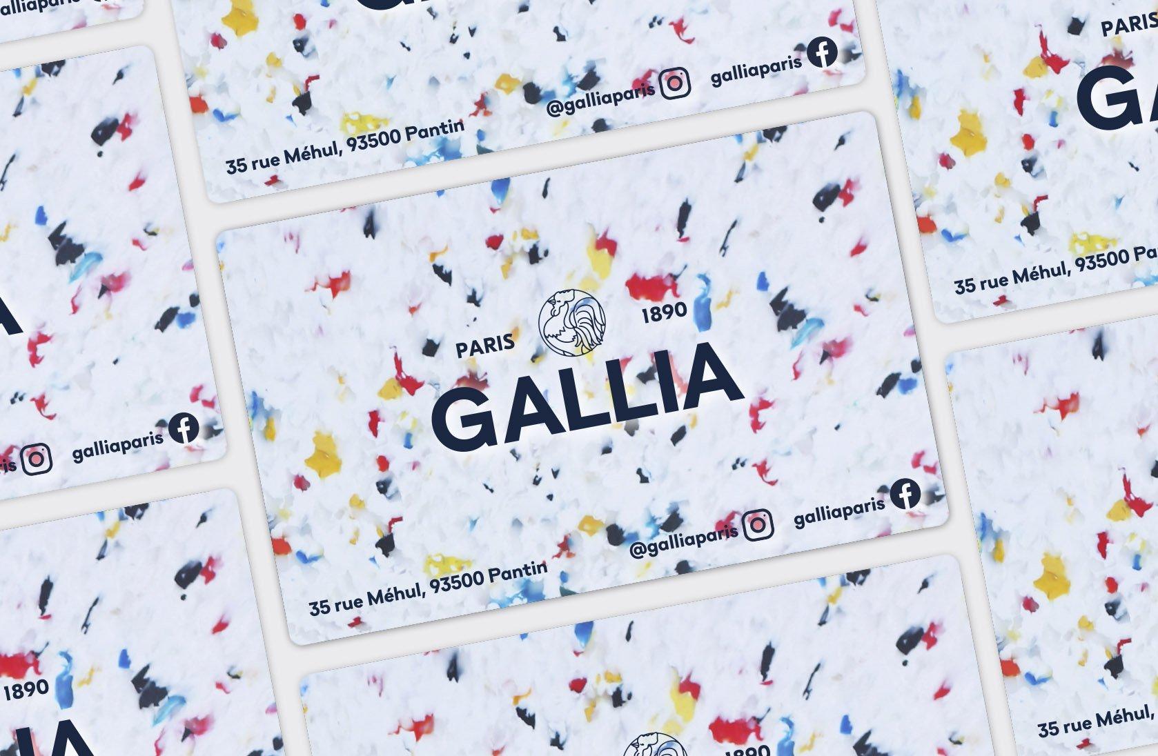 Compte premium 1 an - Brasserie Gallia Paris (GalliaParis.com)