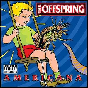Vinyle The Offspring - Americana