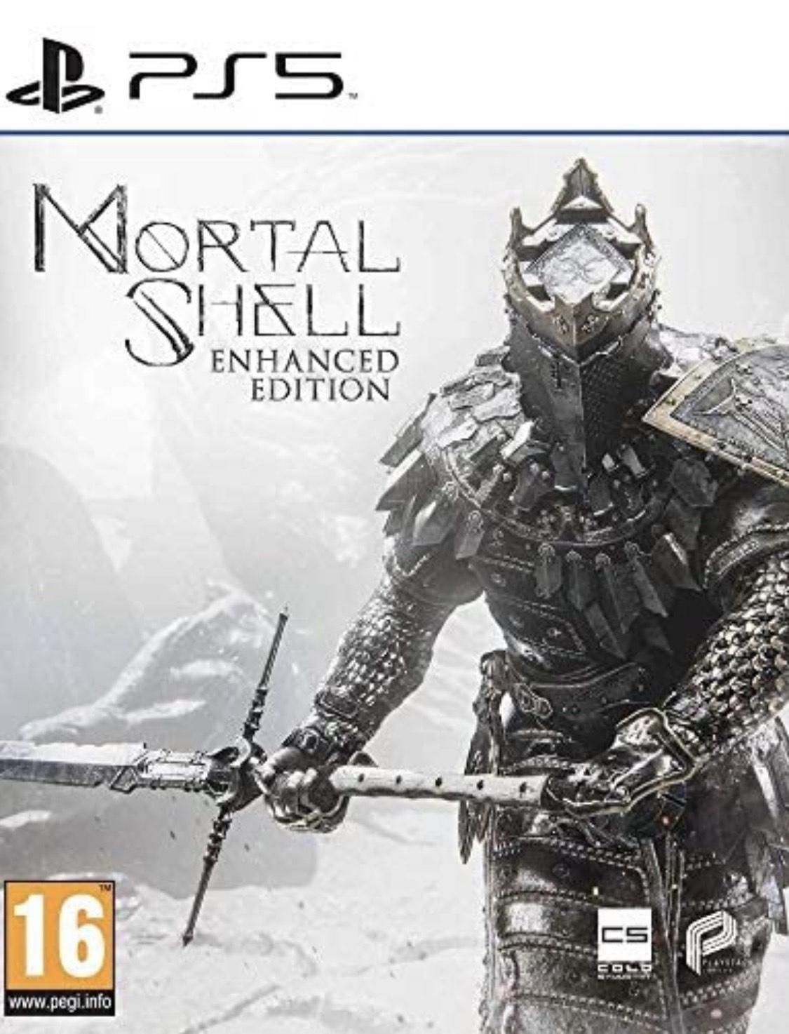 Mortal Shell Enhanced Edition sur PS5
