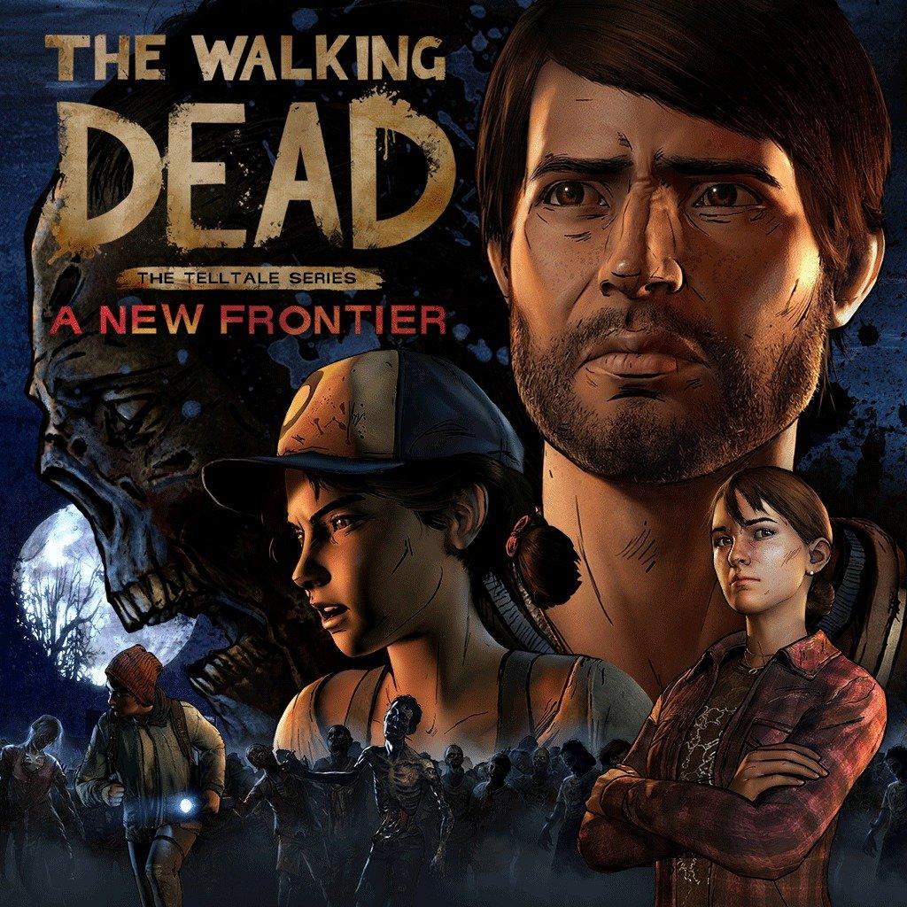 The Walking Dead: A New Frontier sur PC (Dématérialisé - Steam)