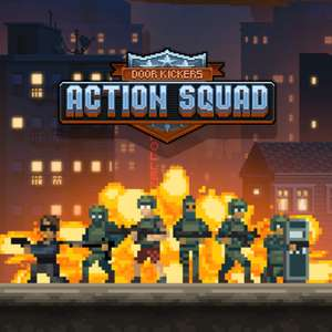 Humble New Couch Classics Bundle - Door Kickers: Action Squad à partir de 1€ sur PC (Dématérialisé - Steam)