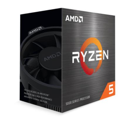 Processeur AMD Ryzen 5 5600X