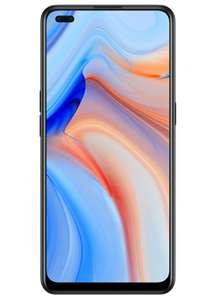 "Smartphone 6.4"" Oppo Reno 4 5G (8 Go RAM, 128 Go) + Casque sans fil Bang&Olufsen Beoplay H4 2e Génération (Bluetooh, Noir)"
