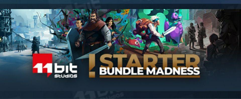 Starter Bundle - 11 Bit Studios Classics sur PC (Dématérialisé)