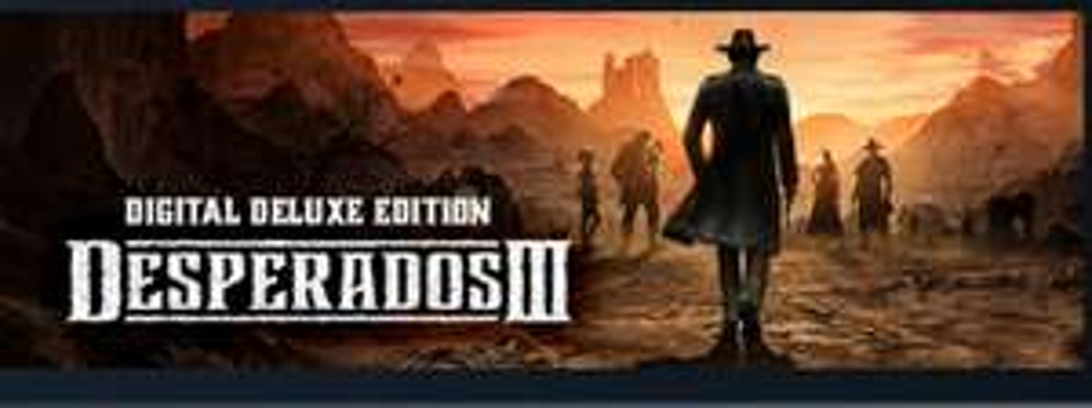 Desperados III Digital Deluxe EditionBundle sur PC (Dématérialisé)