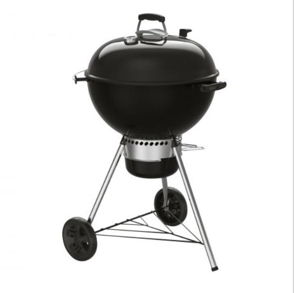 Barbecue à charbon Weber Master-Touch GBS E-5750 - 57 cm, noir