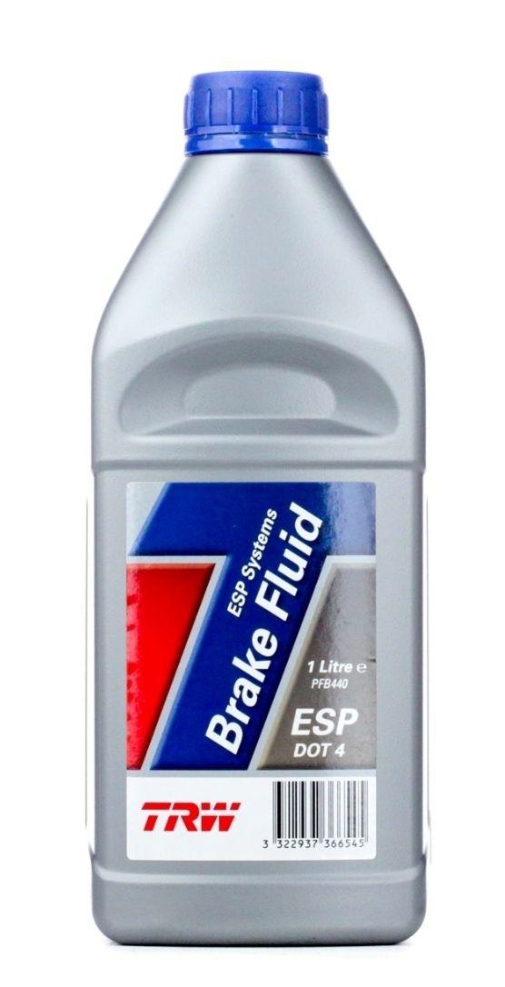 Bouteille de liquide de frein DOT4 ESP 1L - Mareuil-lès-Meaux (77)