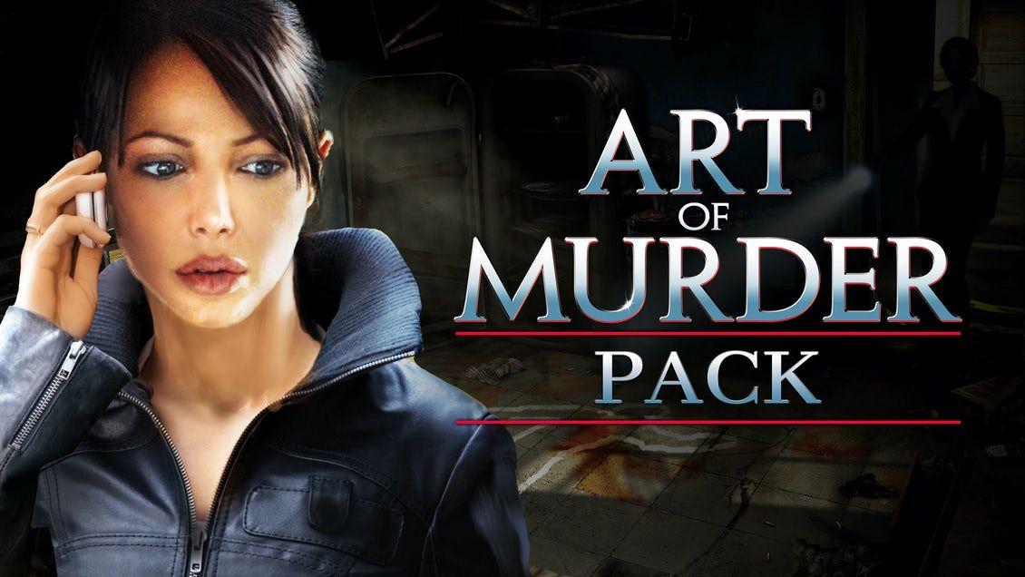 Art of Murder Pack (5 jeux) sur PC (Dématérialisé - Steam)