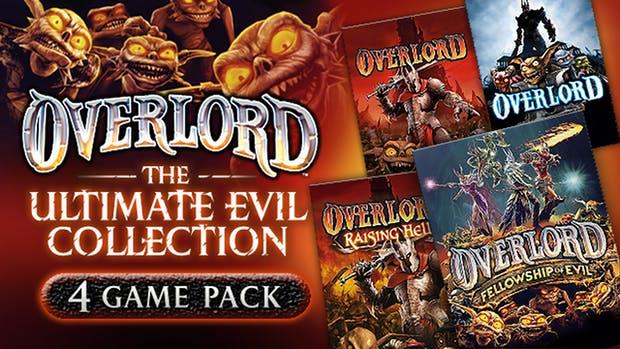 Overlord: Ultimate Evil Collection sur PC (Dématérialisé - Steam)