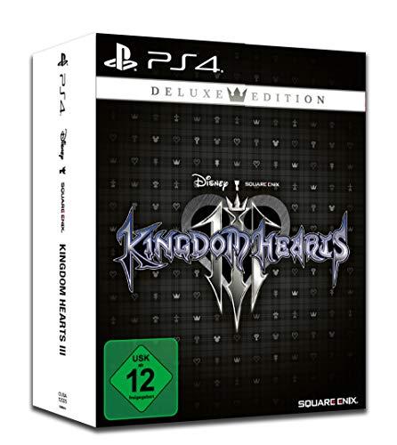 Kingdom Hearts III - Édition Deluxe sur PS4 (Import Allemand - Vendeur tiers)
