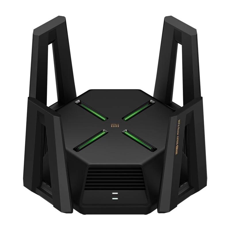Routeur Wi-Fi Xiaomi AX9000 - Wi-Fi 6, noir