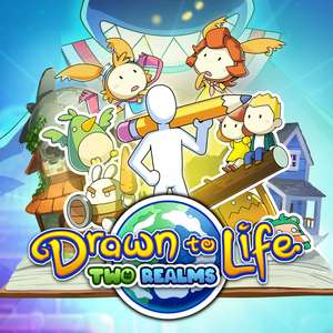 Drawn to Life: Two Realms sur Nintendo Switch (Dématérialisé)