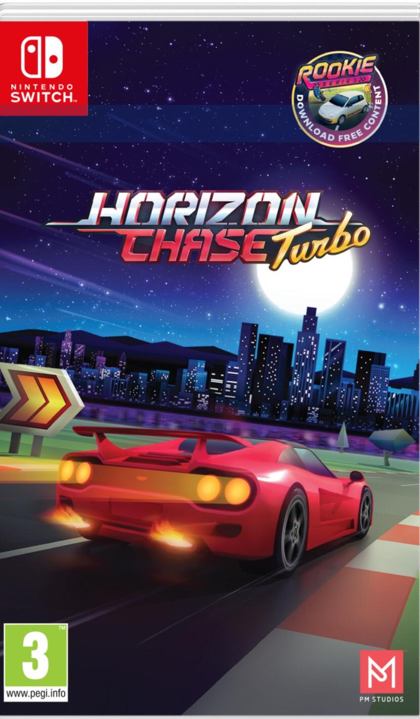 Horizon Chase Turbo sur Nintendo Switch
