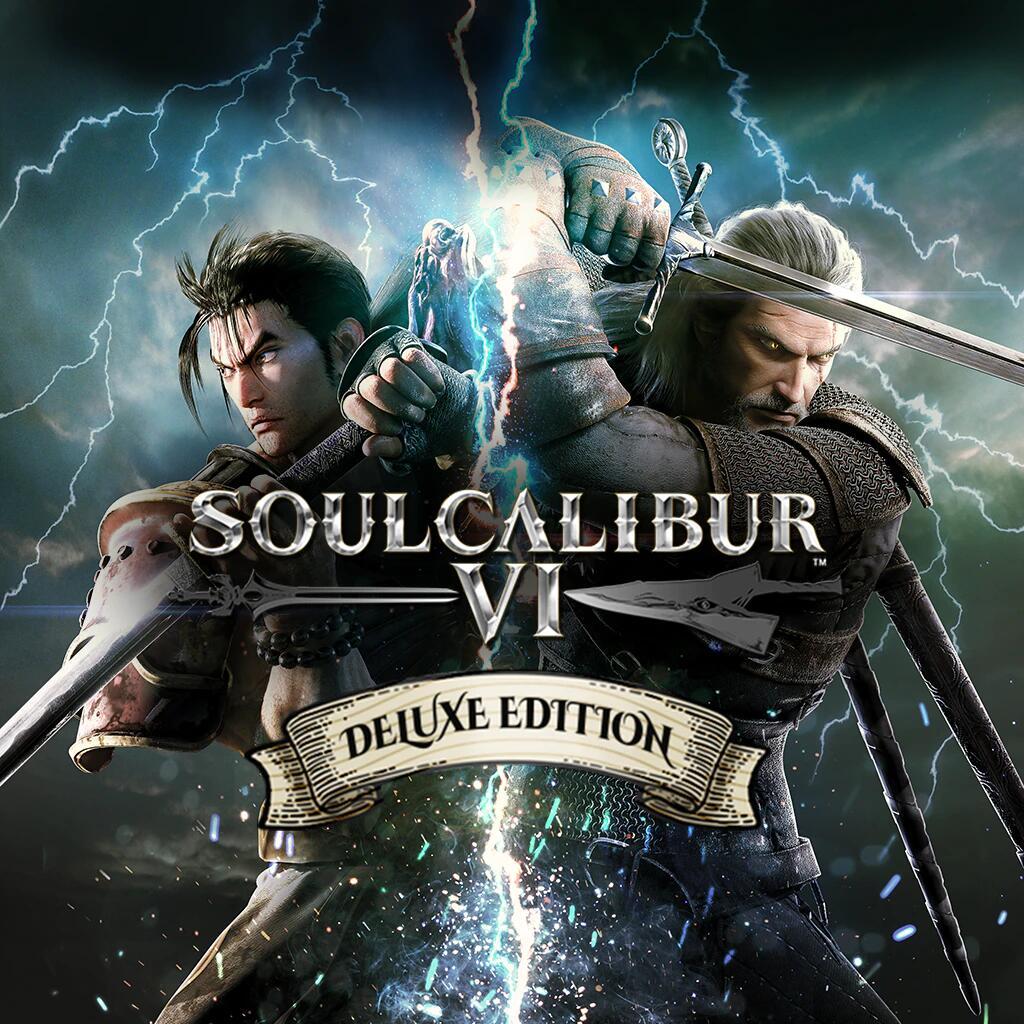 Soulcalibur VI Deluxe Edition : Le Jeu + Season Pass 1 sur PC (Dématérialisé - Steam)
