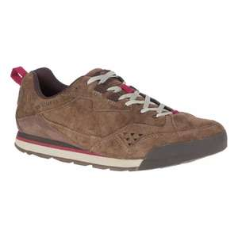Chaussures de randonnée nature Homme Merrell Burntrock (Tailles au choix)
