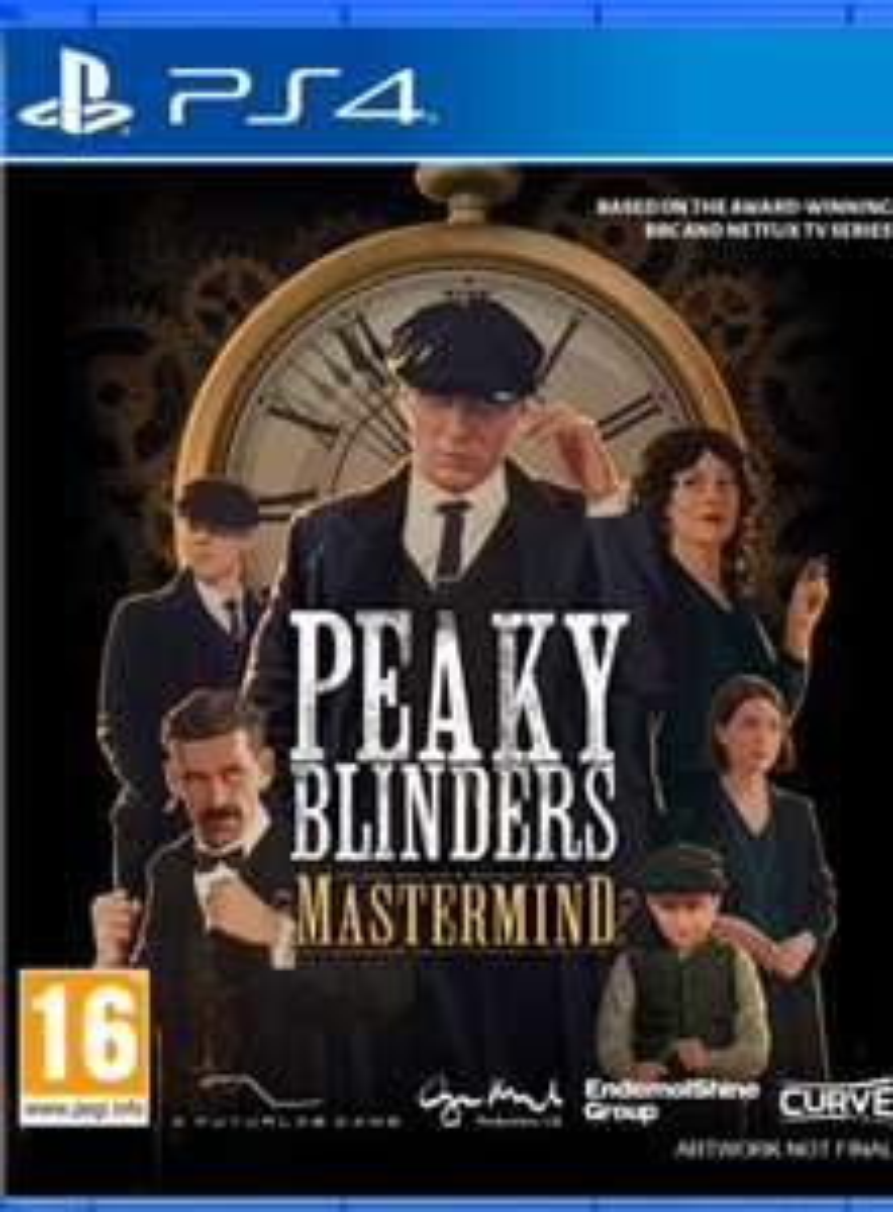 Peaky Blinders: Mastermind sur PS4
