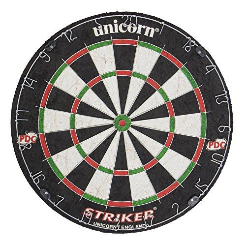 Cible pour jeu de fléchettes Unicorn Striker Dartboard