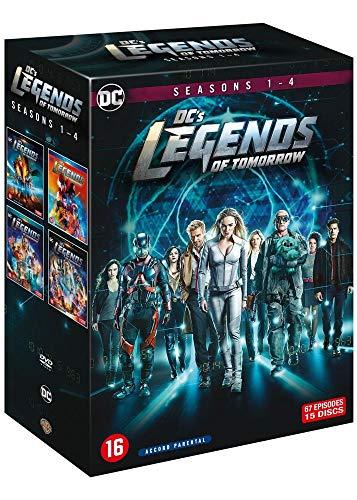 Coffret DVD DC's Legends of Tomorrow - Saisons 1 à 4