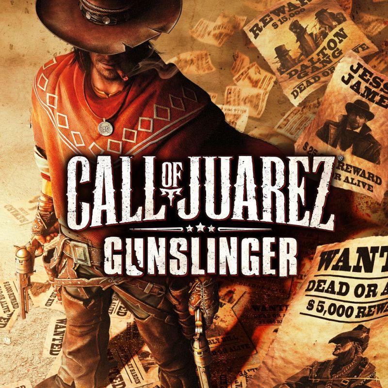 Call of Juarez: Gunslinger sur PC (Dématérialisé)