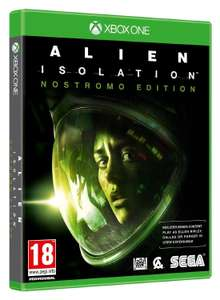 Alien: Isolation - édition Nostromo sur Xbox One