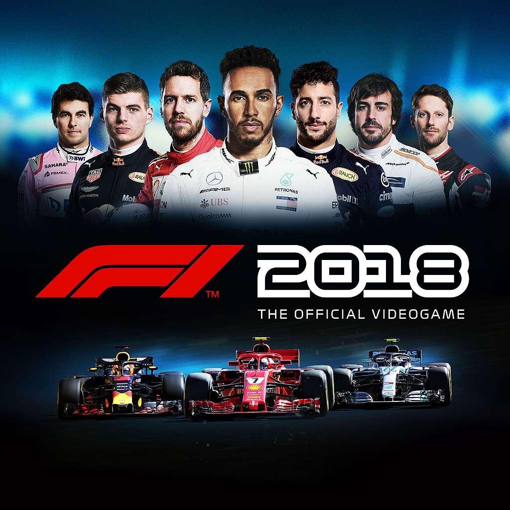 F1 2018 sur PC (Dématérialisé - Steam)