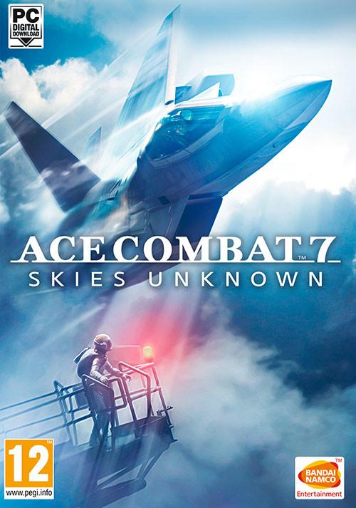 Ace Combat 7: Skies Unknown sur PC (Dématérialisé - Steam)