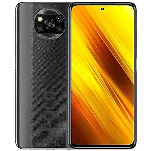 "Smartphone 6.67"" Xiaomi Poco X3 NFC - 6 Go RAM, 64 Go (Vendeur tiers)"