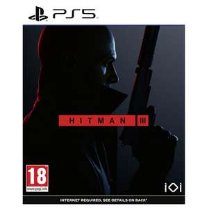 Hitman 3 sur PS5, PS4 et Xbox One, Series