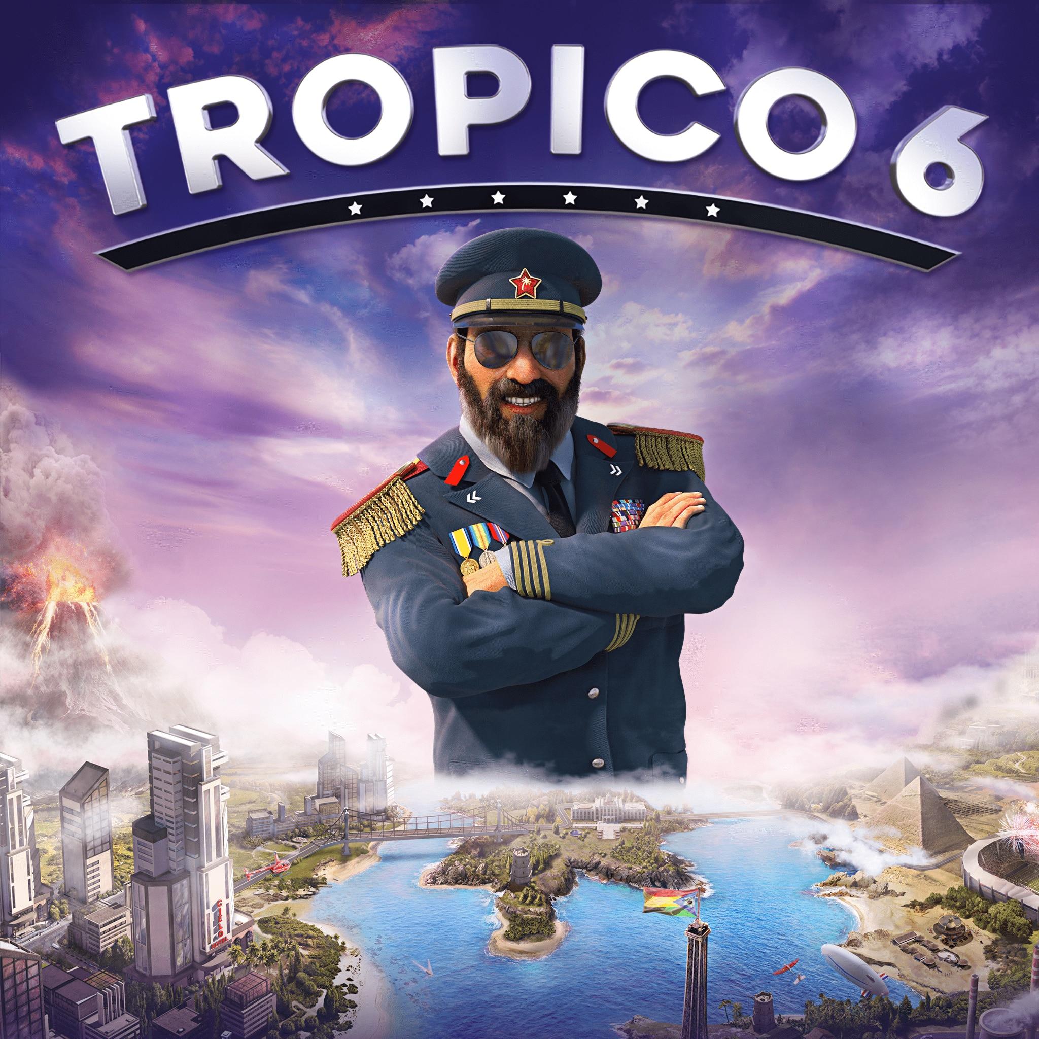 Tropico 6 sur PC (dématérialisé)