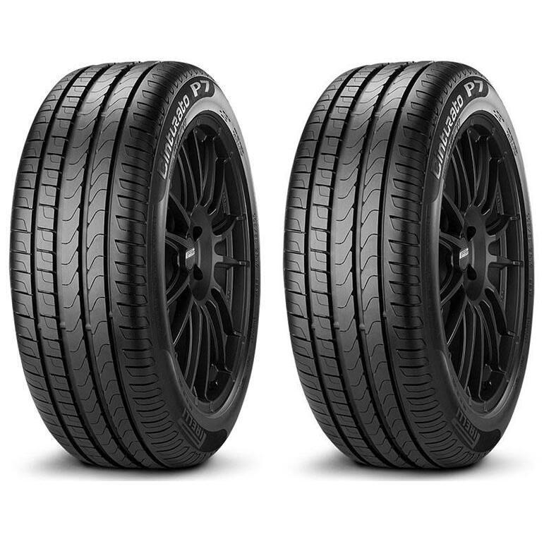 Jusqu'à 120€ remboursés pour l'achat de 2 ou 4 pneus Pirelli avec Montage - Ex: 2 pneus Cinturato P7 - 225/40 R18 92W + Montage (ODR 50€)