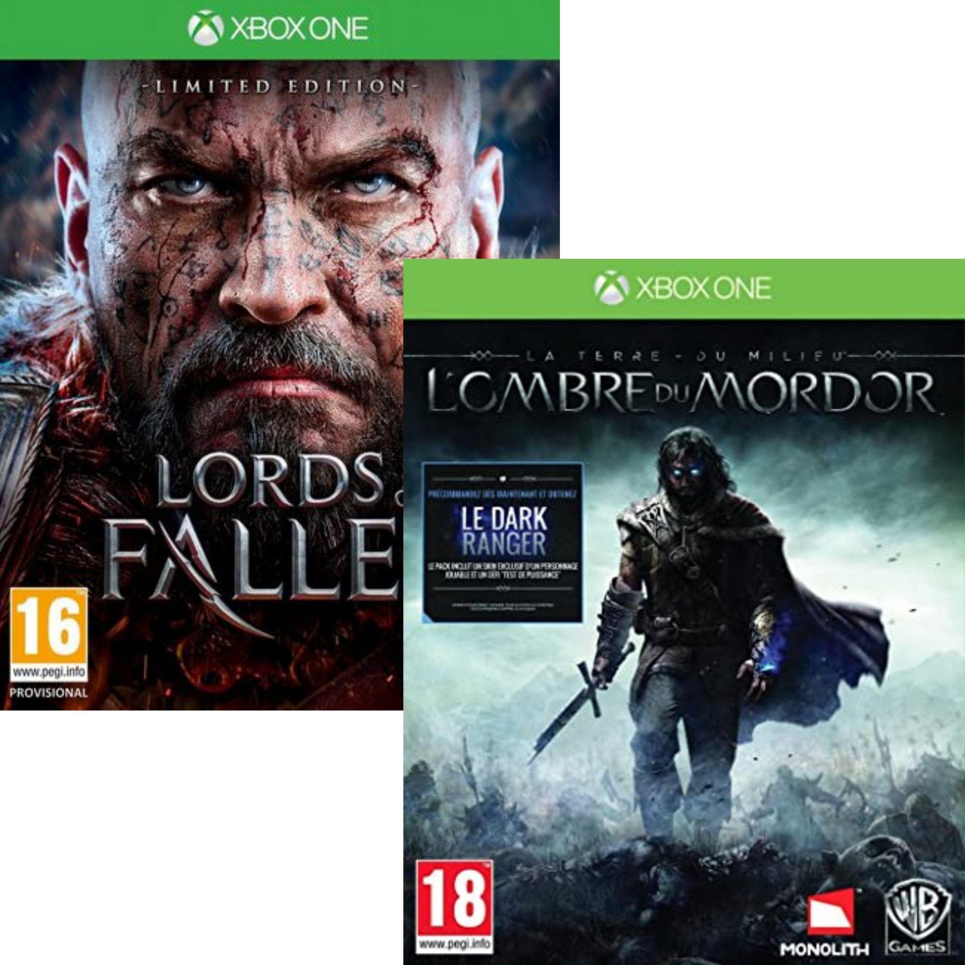 L'ombre du Mordor ou Lords of the Fallen sur Xbox One