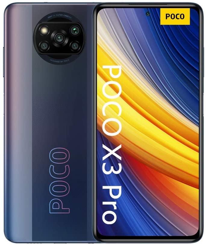 "Smartphone 6,67"" Xiaomi Poco X3 Pro - Full HD+ 120Hz, Snapdragon 860, 8 Go RAM, 256 Go ROM"