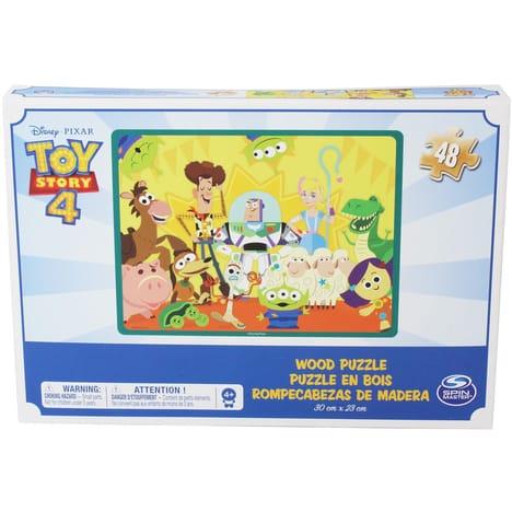 Puzzle en bois Toy Story 4 (48 pièces)