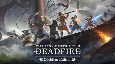 Pillars of Eternity II: Deadfire - Obsidian Edition sur PC (Dématérialisé - Steam)