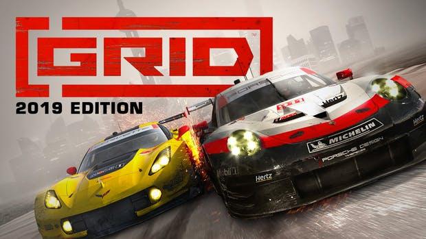 GRID 2019 Edition sur PC (Dématérialisé - Steam)