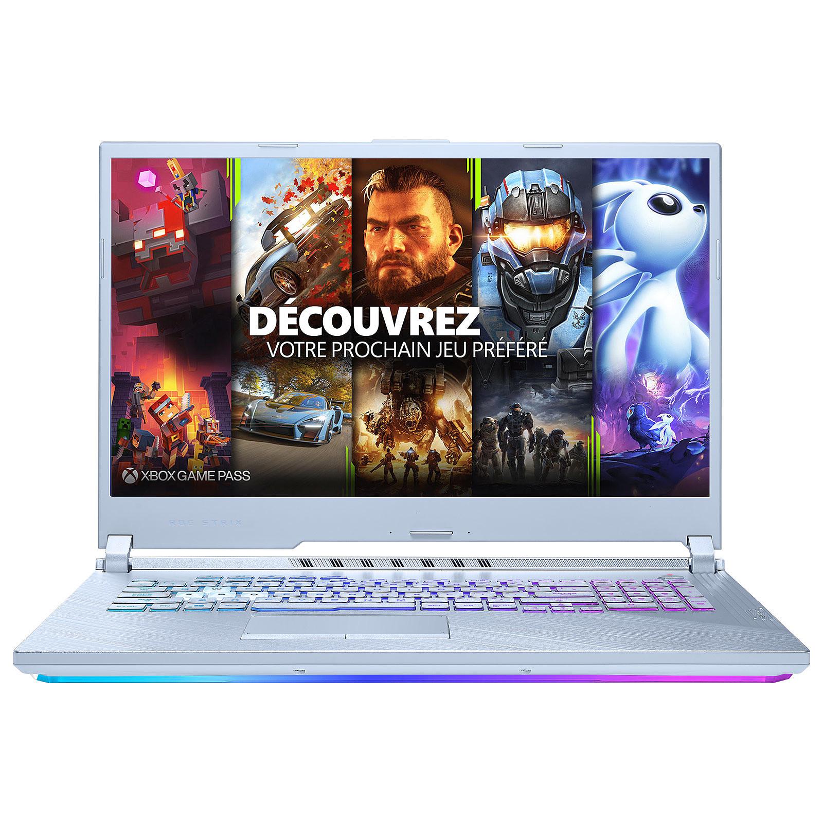 "PC Portable 17.3"" Asus Rog Strix G17 G712LV-H7103T - i7-10875H, 16 Go de Ram, 1 To, RTX 2060"