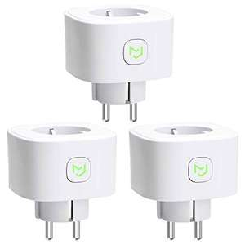 Lot de 3 Prises connectées WiFi Meross (Vendeur Tiers)