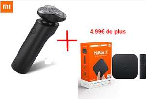 Tondeuse à barbe Xiaomi Mi Electric Shaver S500 + Box Xiaomi S