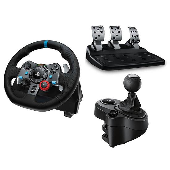 30% de remise sur une sélection d'accessoires Logitech - Ex : G29 Driving Force + Shifter pour G29 & G920