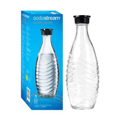 Bouteille en verre SodaStream crystal (Kaffekapslen.fr)
