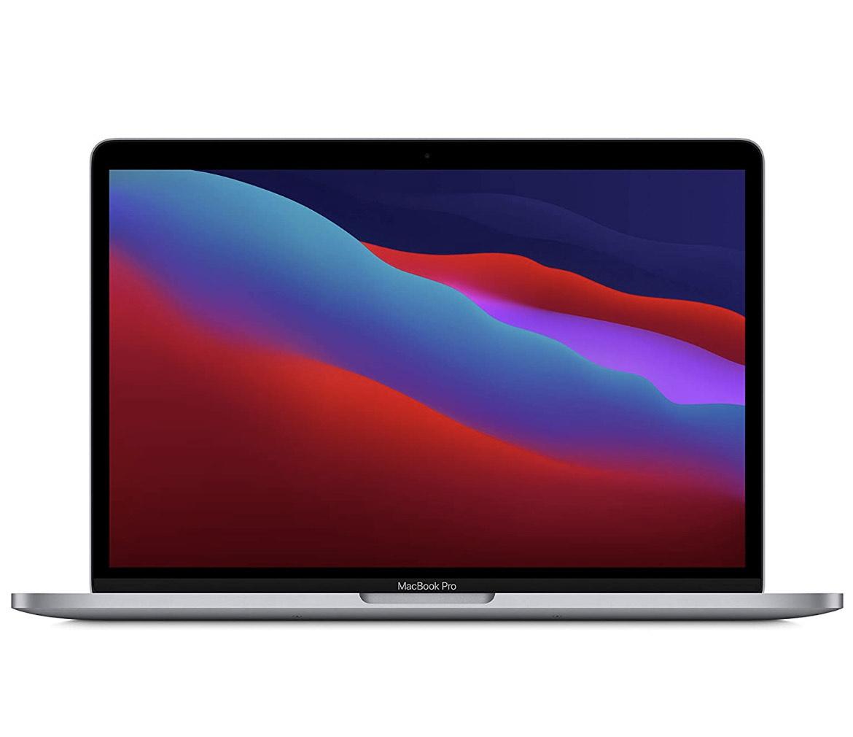 """PC Portable 13"""" Apple MacBook Pro 13 (Novembre 2020) - Apple M1, 8Go RAM, 256Go SSD - Gris Sidéral ou Argent"""