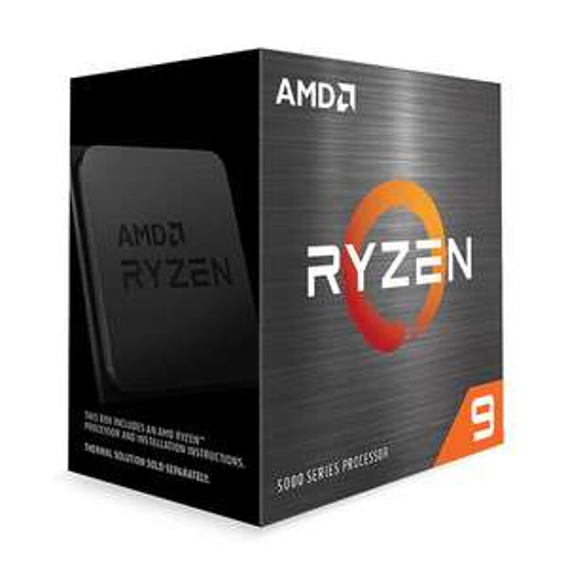 Processeur AMD Ryzen 9 5900X (3.7 GHz, Mode Turbo à 4.8 GHz) - Topbiz.fr