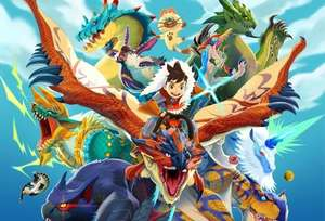 Monster Hunter Stories - Ride On sur Android