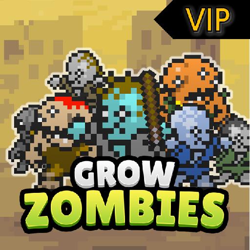 Application Cultiver un zombie VIP - Fusionner des zombies Gratuite sur Android