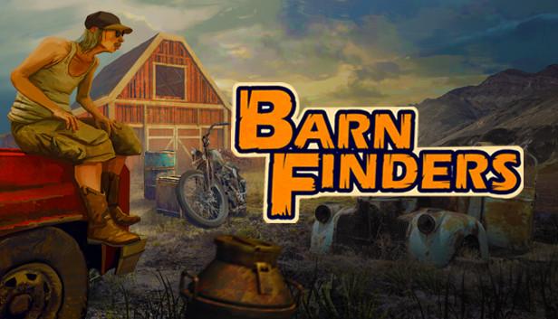 Barn Finders sur PC (Dématérialisé)