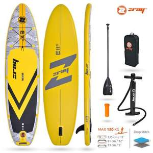 Stand Up Paddle gonflable Zray Evasion E11 11' (Vendeur tiers)
