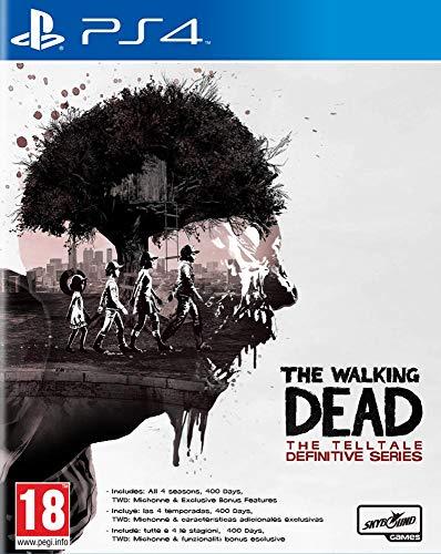 The Walking Dead Intégrale sur PS4