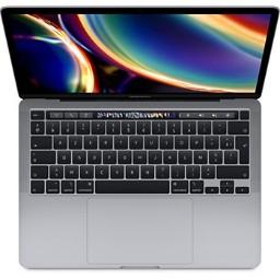 """PC Portable 13.3"""" Apple Macbook Pro 13 Touch Bar - Core i5 (10ème Gen) 2Ghz, 16Go RAM, SSD 512Go, Gris"""