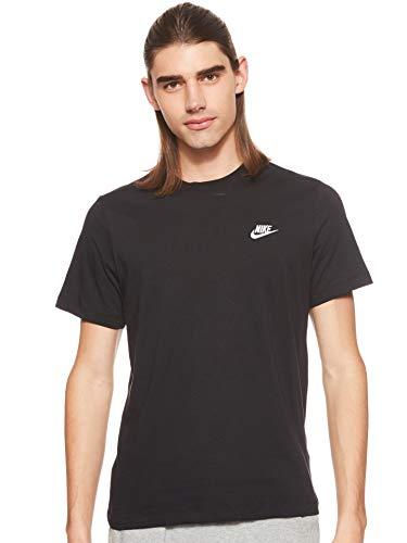Tee-shirt Nike M NSW Club - noir (tailles M, L ou XL)