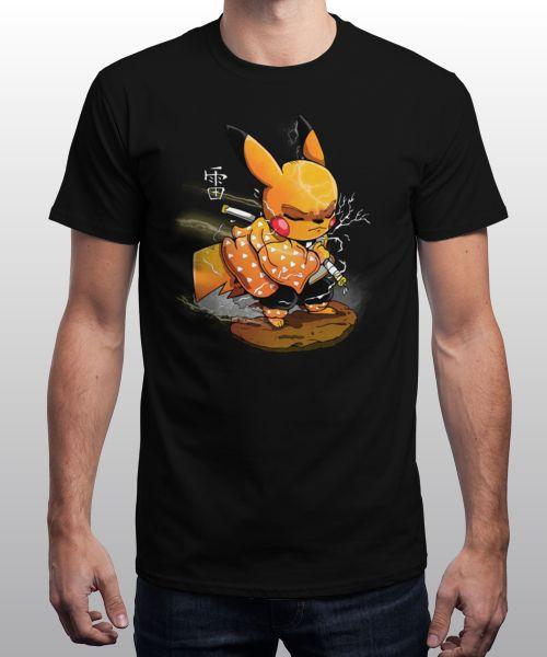 Sélection de t-shirts à partir de 4€ - Ex: T-shirt Zenichu